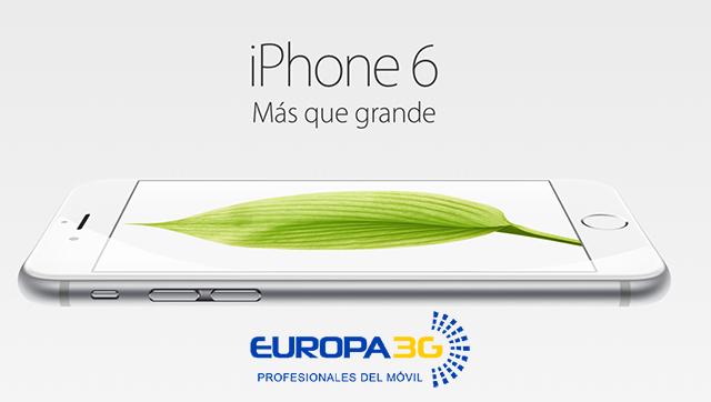 Reparar Iphone 6 Barcelona y Madrid