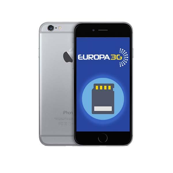 aumentar o ampliar memoria interna de iPhone 6/6 plus