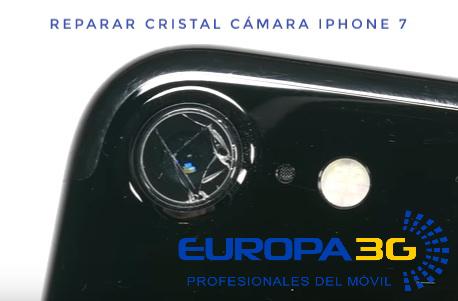 Repara Cristal Camara iPhone 7