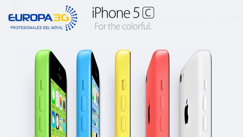 Reparar Iphone 5c Barcelona y Madrid