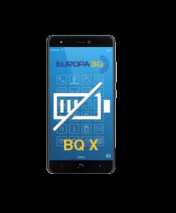 Sustituir Batería BQ Aquaris X
