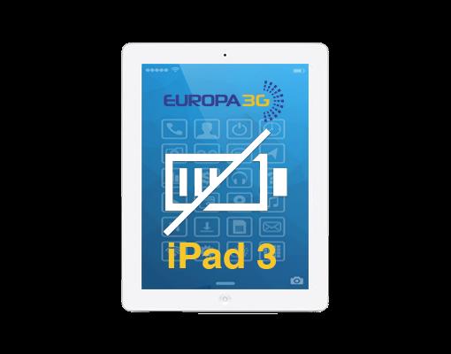 Sustituir batería iPad 3