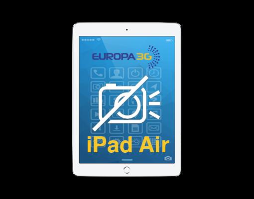 Reparar cámara iPad Air