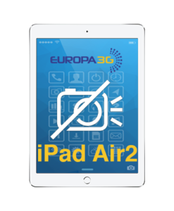 Reparar cámara iPad Air 2