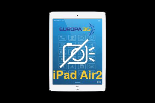 Reparar cámara iPad Air 2