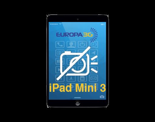 Reparar Cámara iPad Mini 3