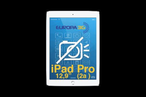 Sustituir Cámara iPad Pro 12-9 2G