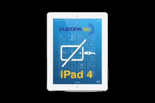 Reparar conector de carga iPad 4
