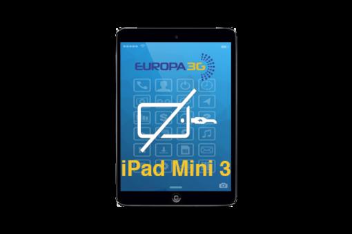 reparar Conector carga iPad Mini 3