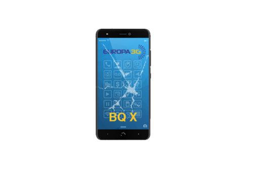 Reparar pantalla BQ Aquaris X