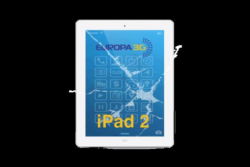 reparar pantalla iPad 2