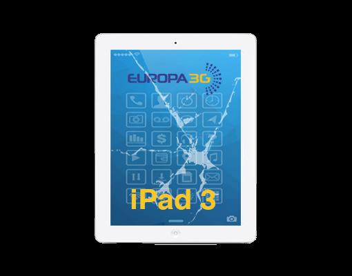 Reparar pantalla iPad 3