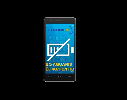 Reparar Bateria BQ Aquaris E5