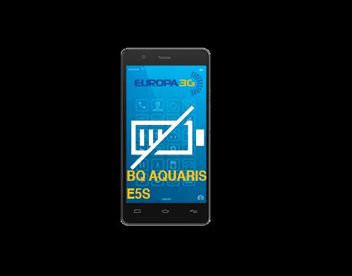 Reparar Batería BQ Aquaris E5S