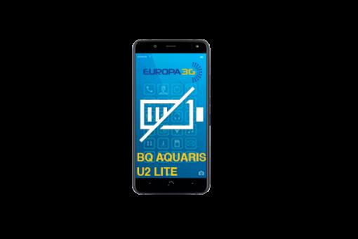 Reparar Batería BQ Aquaris U2 lite