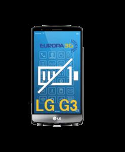 Reparar Batería LG G3
