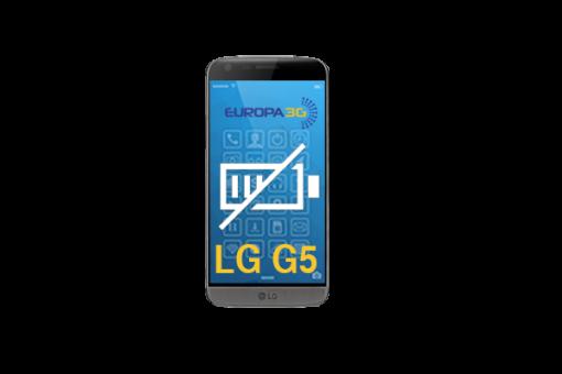 Reparar Batería LG G5