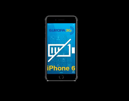reparar Batería iPhone 6