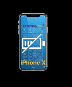 Cambiar reemplazar Batería iPhone X de Apple