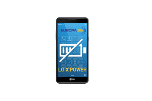 Reparar Batería LG X Power