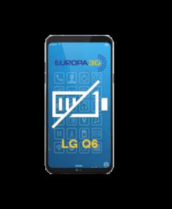 Reparar Batería LG Q6
