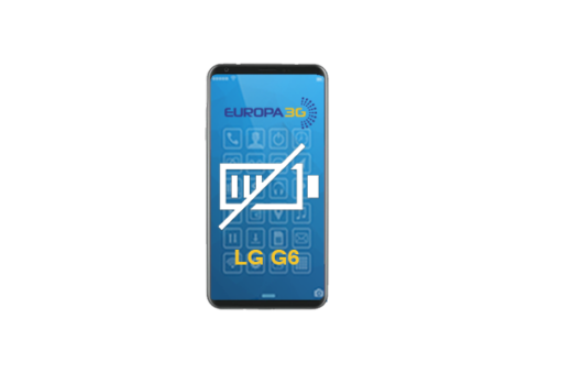 Reparar Batería LG G6