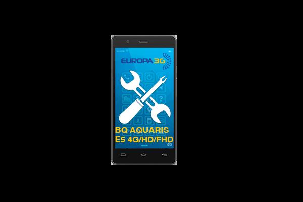 494c0e6f9a8 BQ Aquaris E5 ✅ Europa 3g - Servicio técnico autorizado bq ⭐️