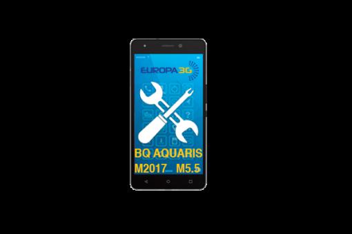 Reparar BQ Aquaris M2017- M5.5