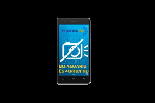 Reparar Cámara BQ Aquaris E5