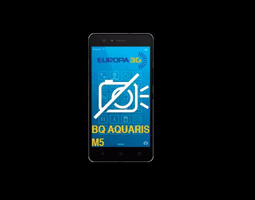 Reparar Cámara BQ Aquaris M5