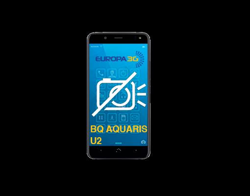 Reparar Cámara BQ Aquaris U2