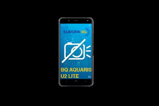 Reparar Cámara BQ Aquaris U2 lite