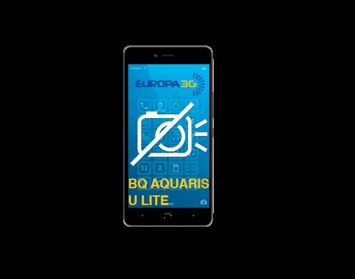 Reparar Cámara BQ Aquaris U Lite