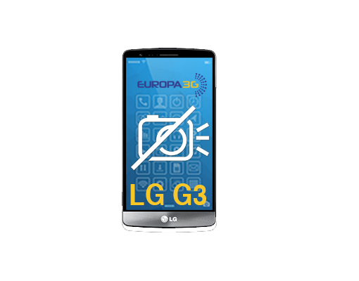 Reparar Cámara LG G3