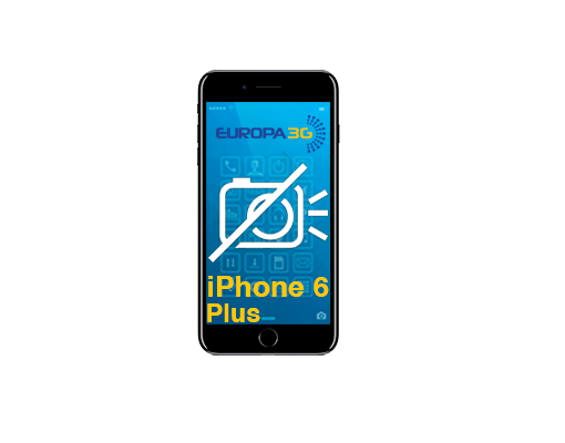 Reparar Cámara iPhone 6S Plus