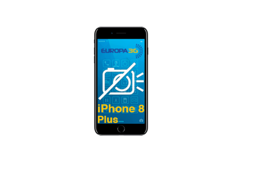 Reparar Cámara iPhone 8 Plus