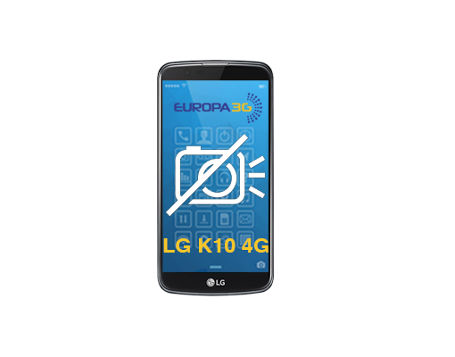 Reparar Cámara LG K10 4G