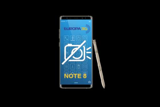 Reparar Camara Samsung Galaxy Note 8