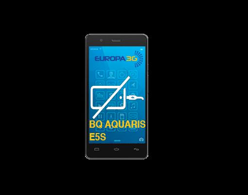 Reparar Conector carga BQ Aquaris E5S