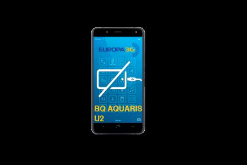Reparar Conector carga BQ Aquaris U2