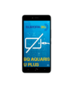 Reparar Conector carga BQ Aquaris U Plus