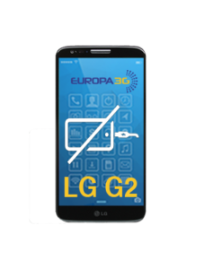 Reparar Conector carga LG G2