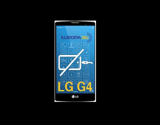 Reparar Conector carga LG G4
