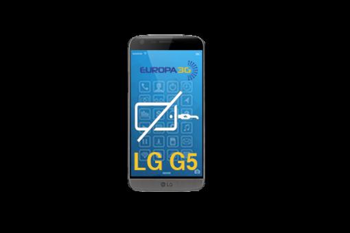 Reparar Conector carga LG G5