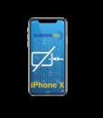Reparar Conector carga iPhone X de Apple. Lightning