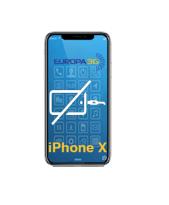 Reparar Conector carga iPhone X de Apple. Lightning