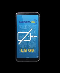 Reparar Conector carga LG G6