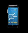 Reparar Conector carga LG X Power