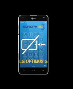 Reparar Conector carga LG Optimus G