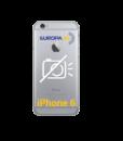 Reparar Cristal cámara iPhone 6